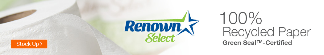 Stock Up On Renown Select