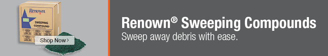 Shop Renown Sweeping Compounds