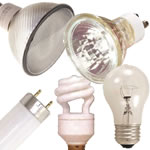 lamps & light bulbs