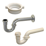 tubular drains & fittings