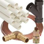 pipe, tubing & fittings