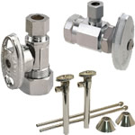 supply stops & valves