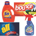laundry detergents & chemicals