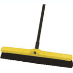 floor sweeps & push brooms