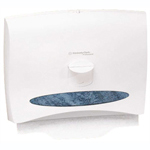 controlled toilet seat cover dispensers