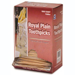 toothpicks & food picks