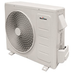 ductless outdoor condensing units