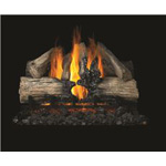 freestanding gas log sets