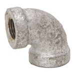 galvanized malleable fittings