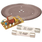 microwave repair parts & accessories