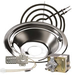 cooktop, oven & range repair parts
