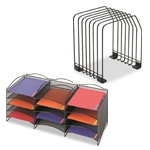 file sorters & trays