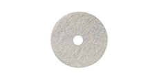 Natural White Burnishing Pad
