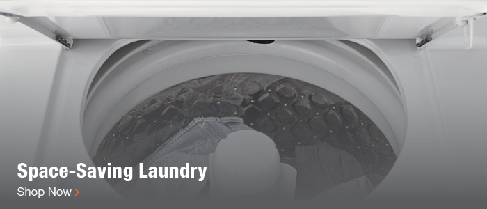 Spacer Saver Laundry
