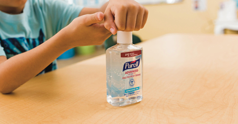 PURELL Hand Sanitizing Solutions