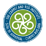 Carpet and Rug Institute Seal of Approval logo