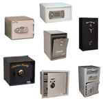 Safes & Lock Boxes