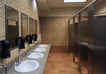 Tips for a Cleaner Restroom