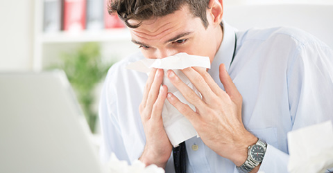 Key Cold and Flu Season Products