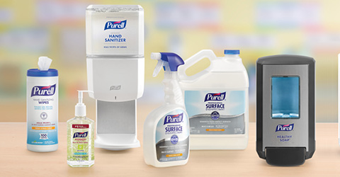 The New PURELL Solution
