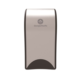 ActiveAire Stainless Finish Powered Whole-Room Automatic Air Freshener Dispenser