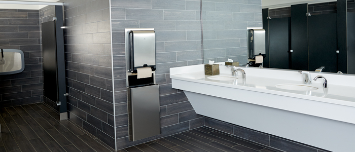 Touchless Dispenser Systems: Restroom, Break Room, Cafeteria and Lobby