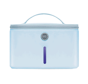 UV LED Sterilizing Tote