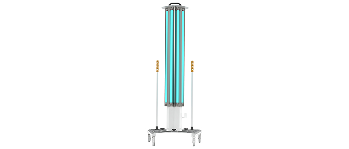 XtraLight UV-C High Power Ultraviolet Disinfection System Mobile*